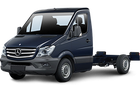 Mercedes-Benz Sprinter шасси 2020 года